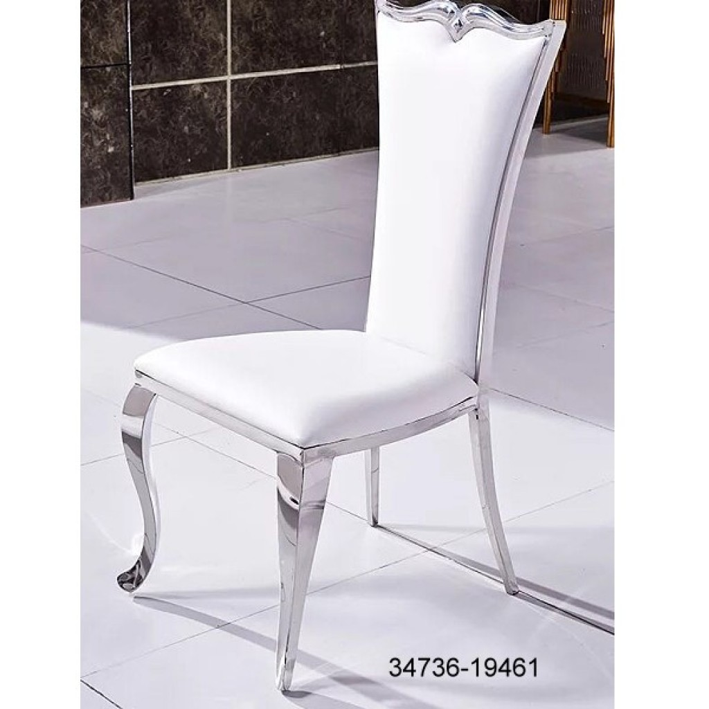 34736-19461 Stainless Dining Chair