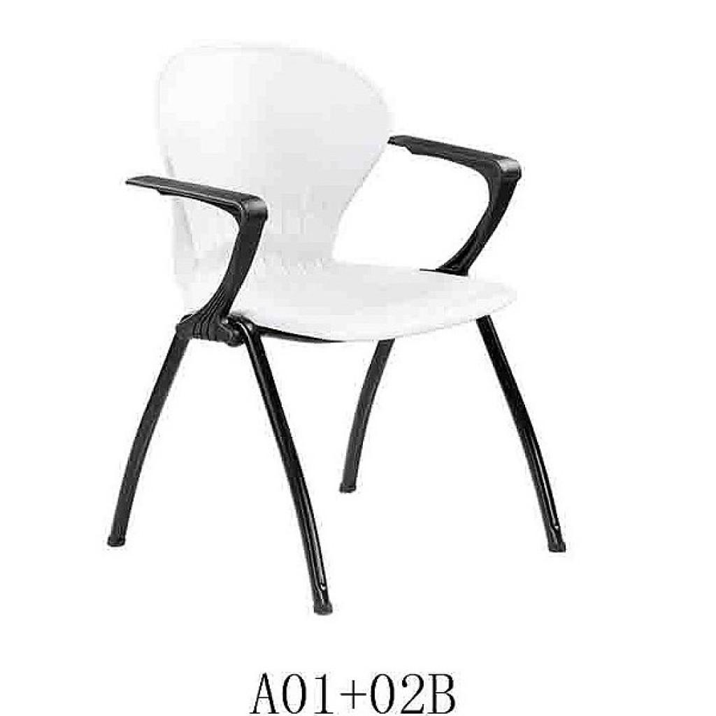 34768-A01+02B Plastic School Chair