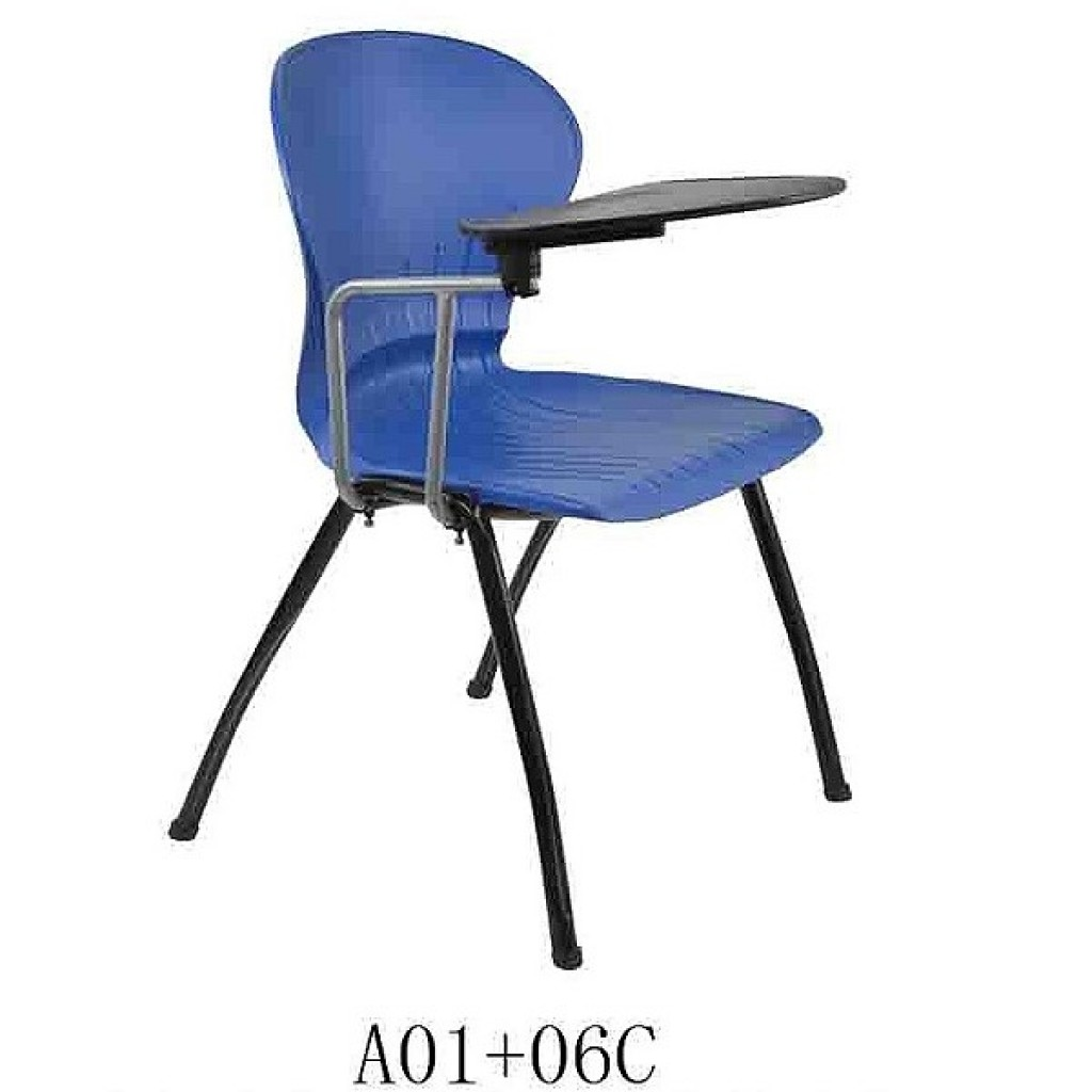 34768-A01+06C Plastic School Chair
