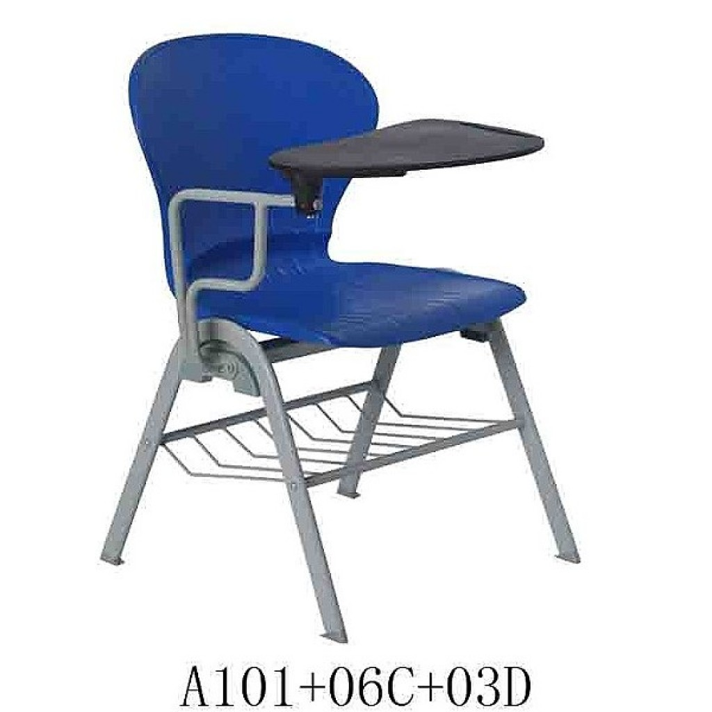 34768-A-101+06C+03D  Plastic School Chair