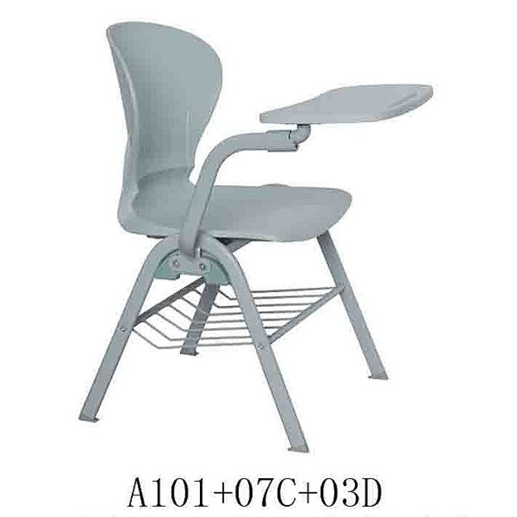 34768-A-101+07C+03D Plastic School Chair