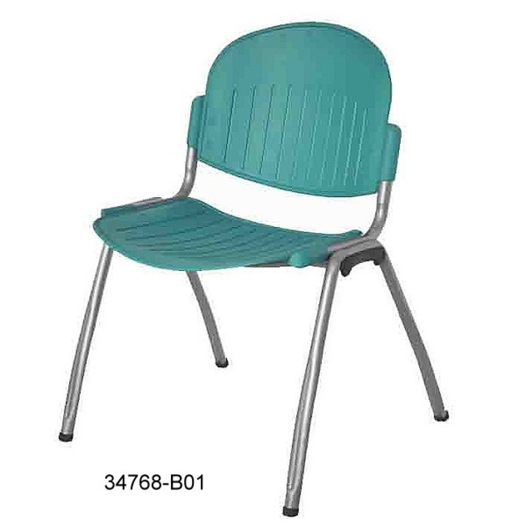 34768-B-01 Plastic School Chair