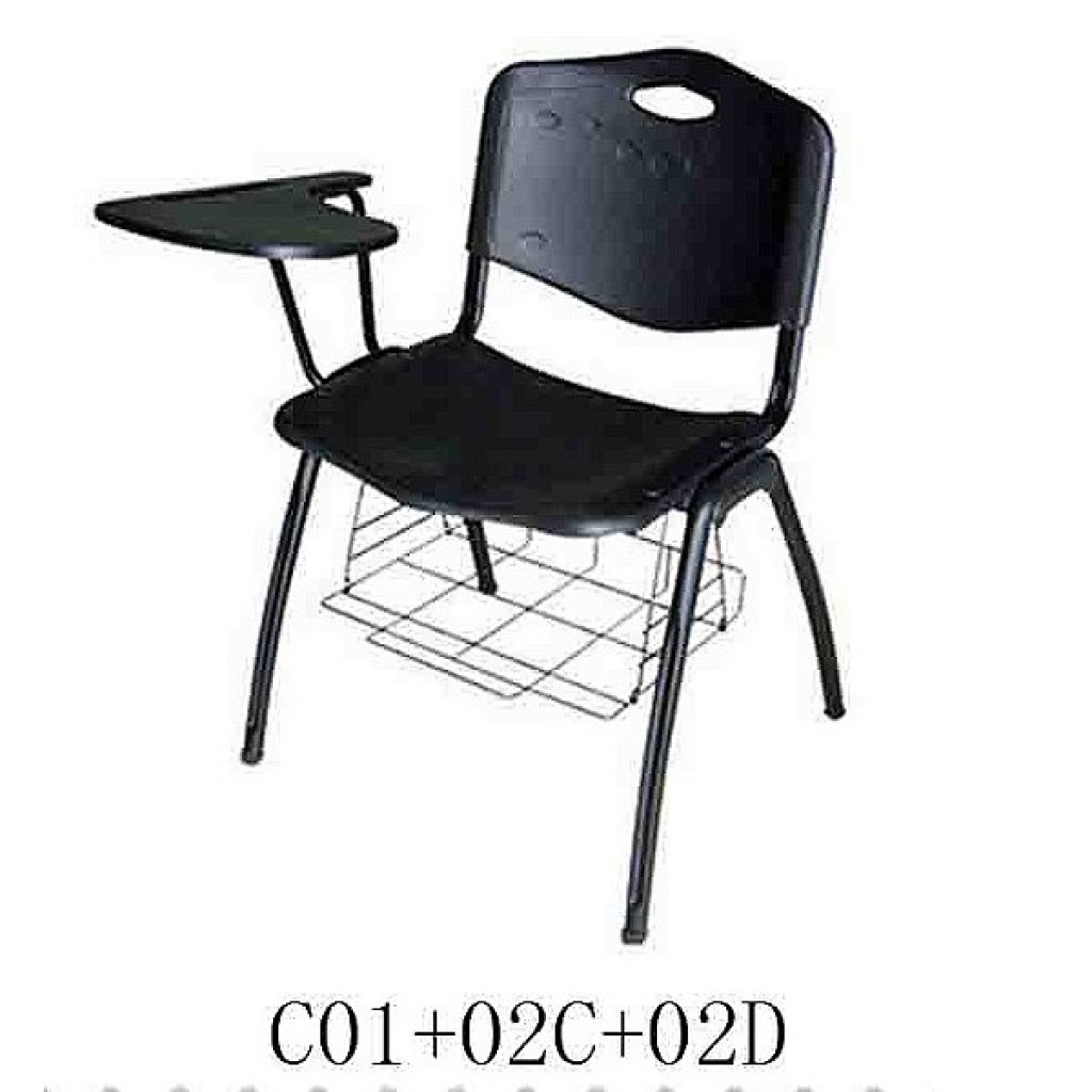34768-C01+02C+02D Plastic School Chair