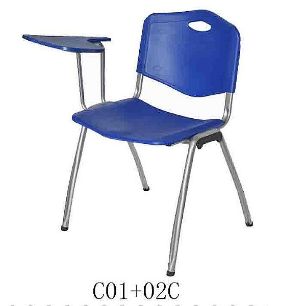 34768-C01+02C Plastic School Chair