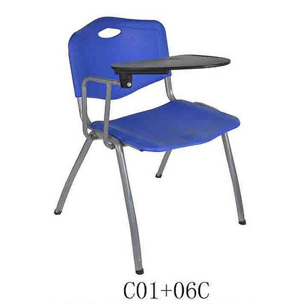 34768-C01+06C Plastic School Chair
