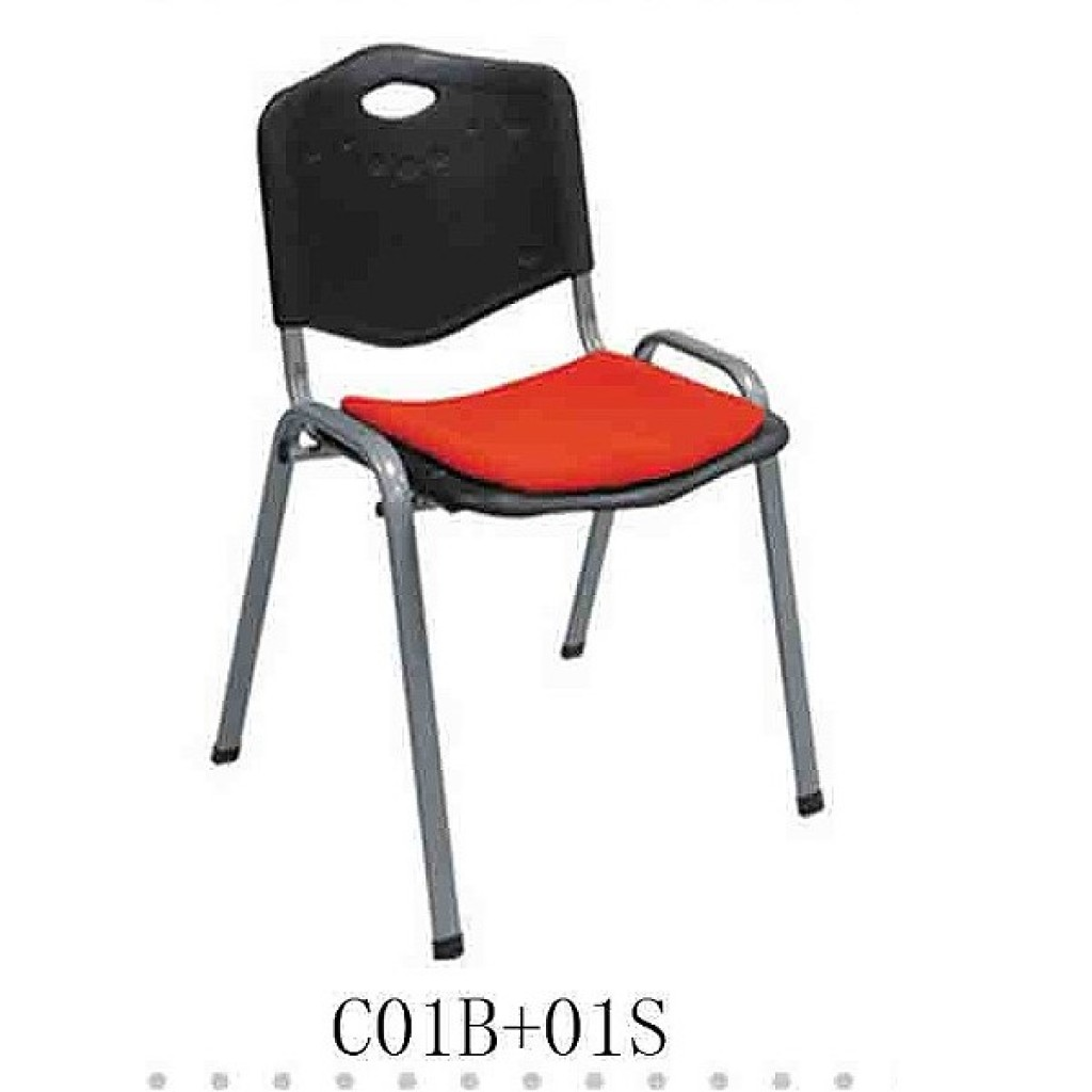 34768-C01B+01S Plastic School Chair