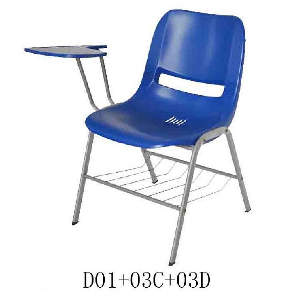 34768-D01+03C+03D  Plastic School Chair