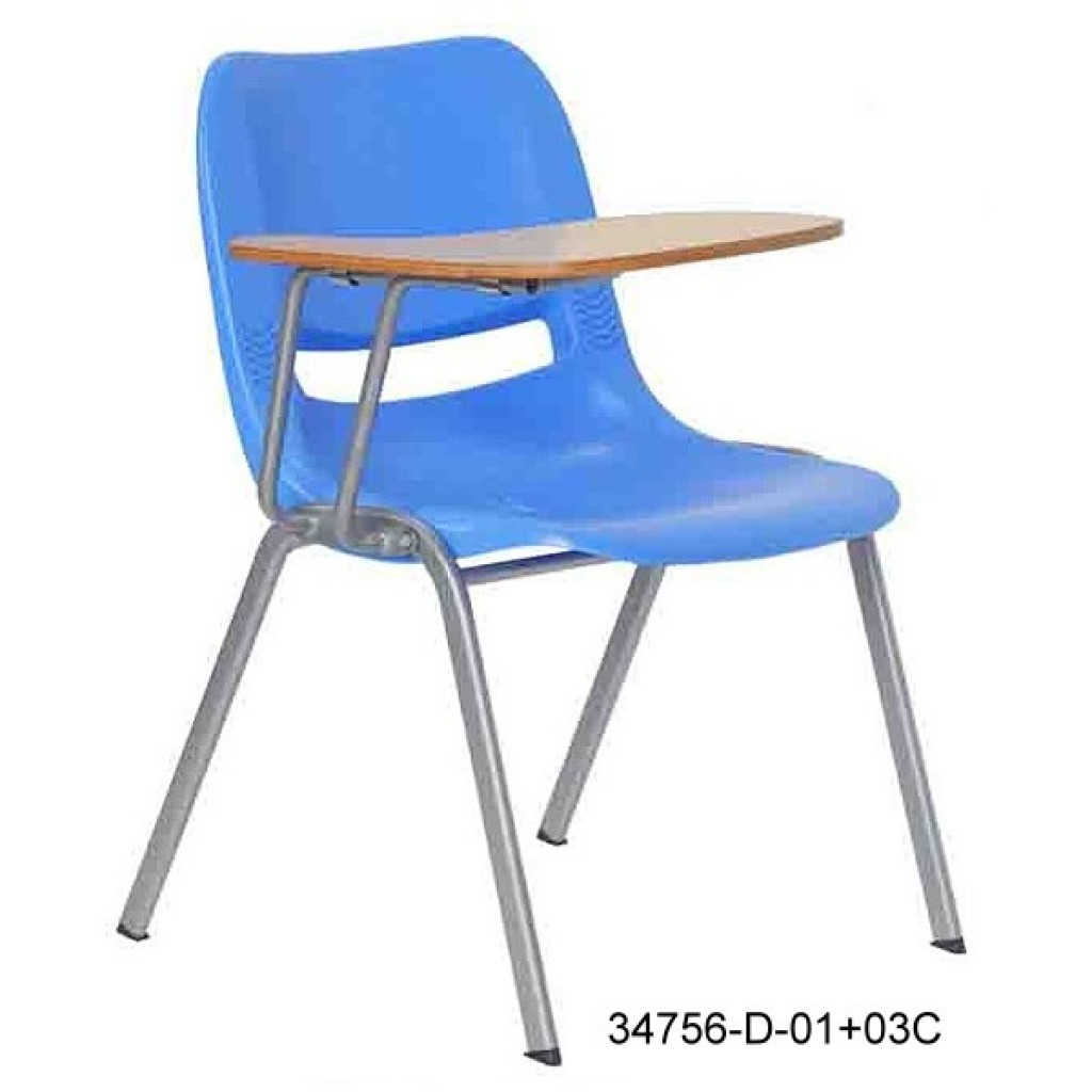 34768-D01+03C Plastic School Chair