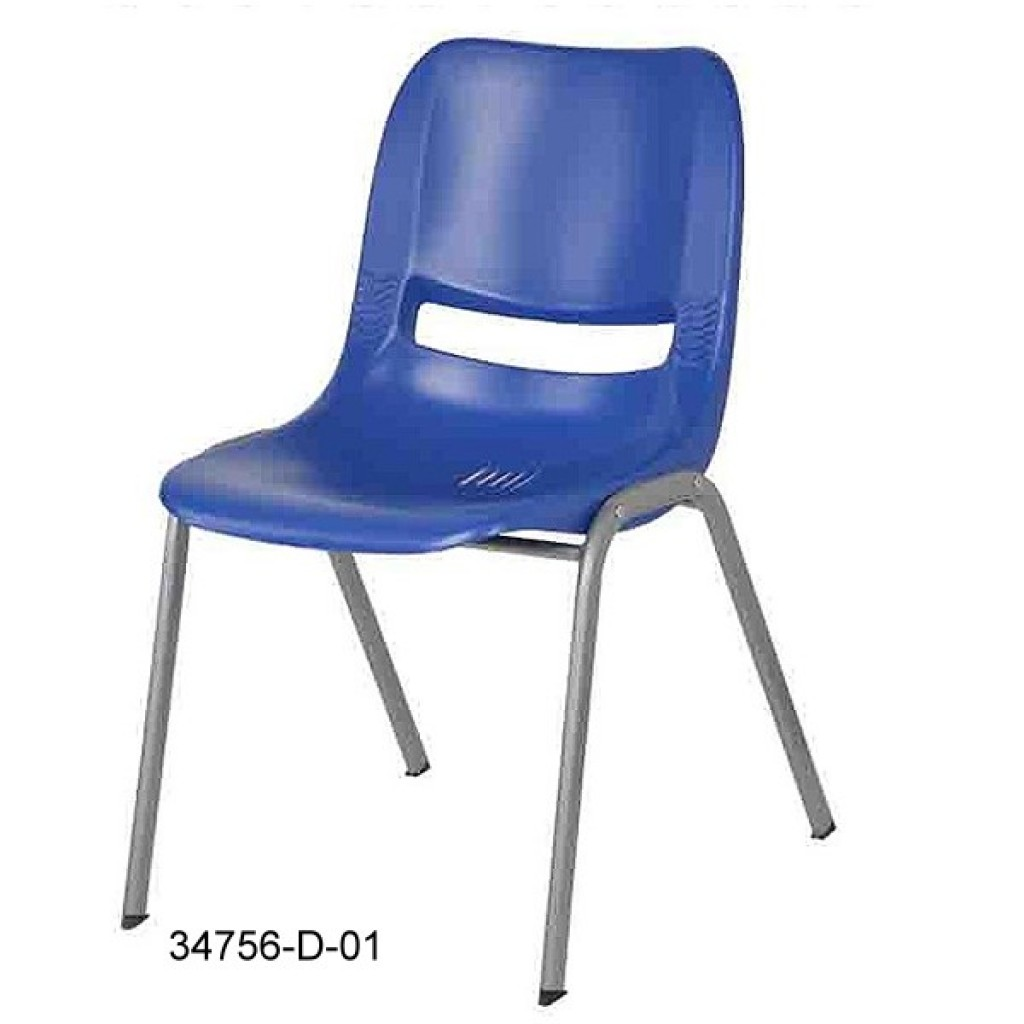 34768-D01 Plastic School Chair