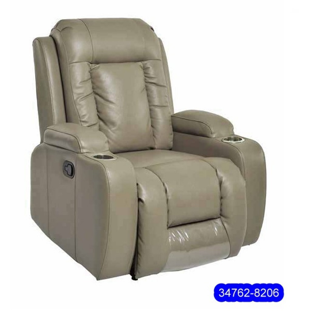 34762-8206 Leather Recliner Sofa