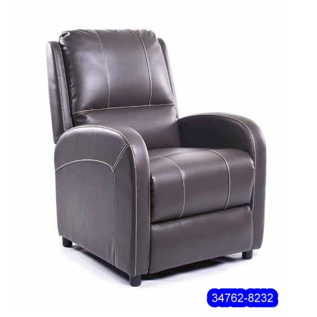 34762-8232 Leathe Recliner Sofa