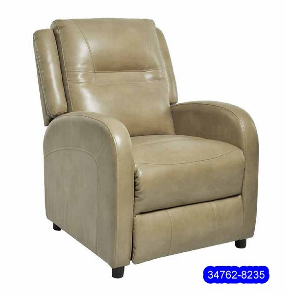 34762-8235 Leathe Recliner Sofa