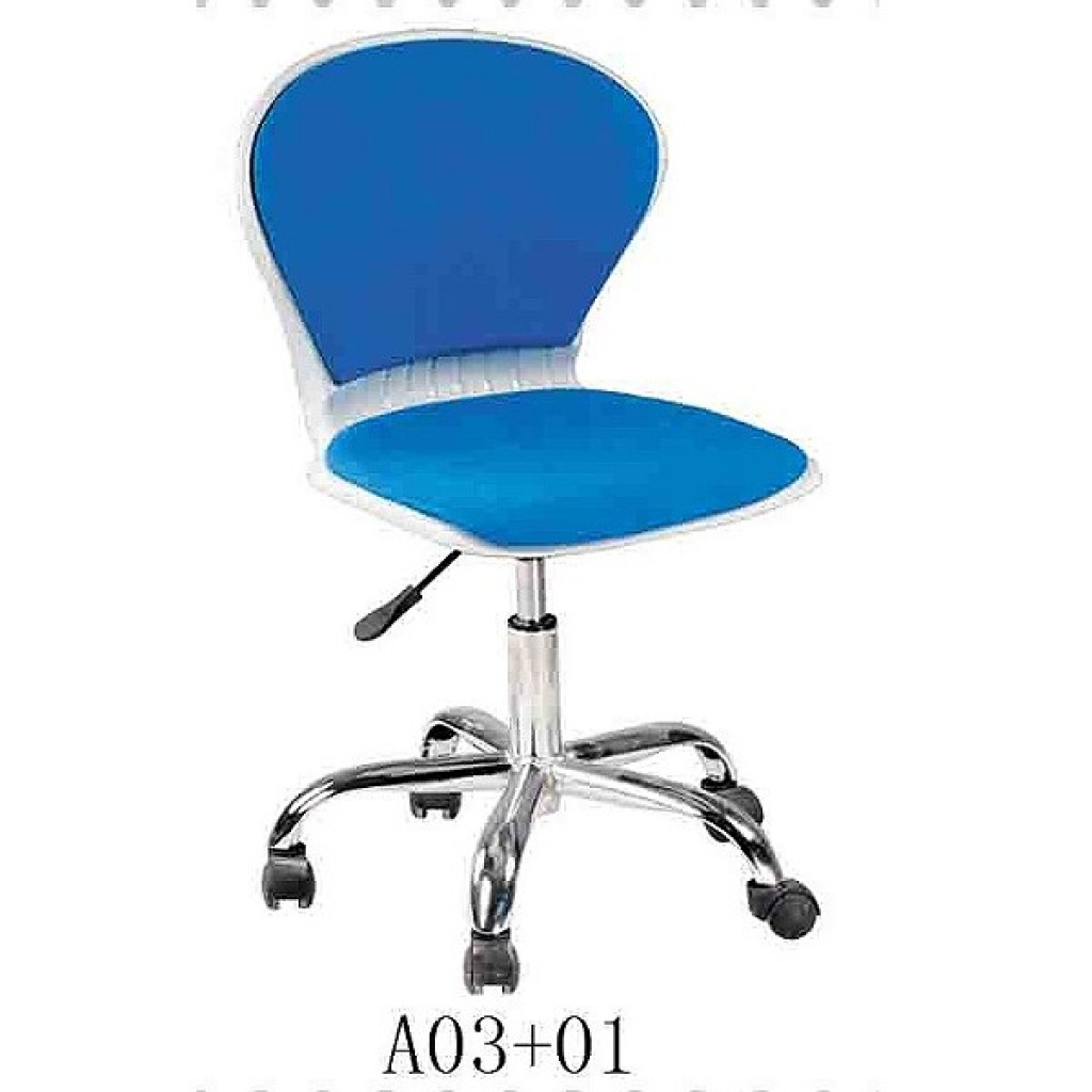 34768-A-03+01 School Chair with wheels