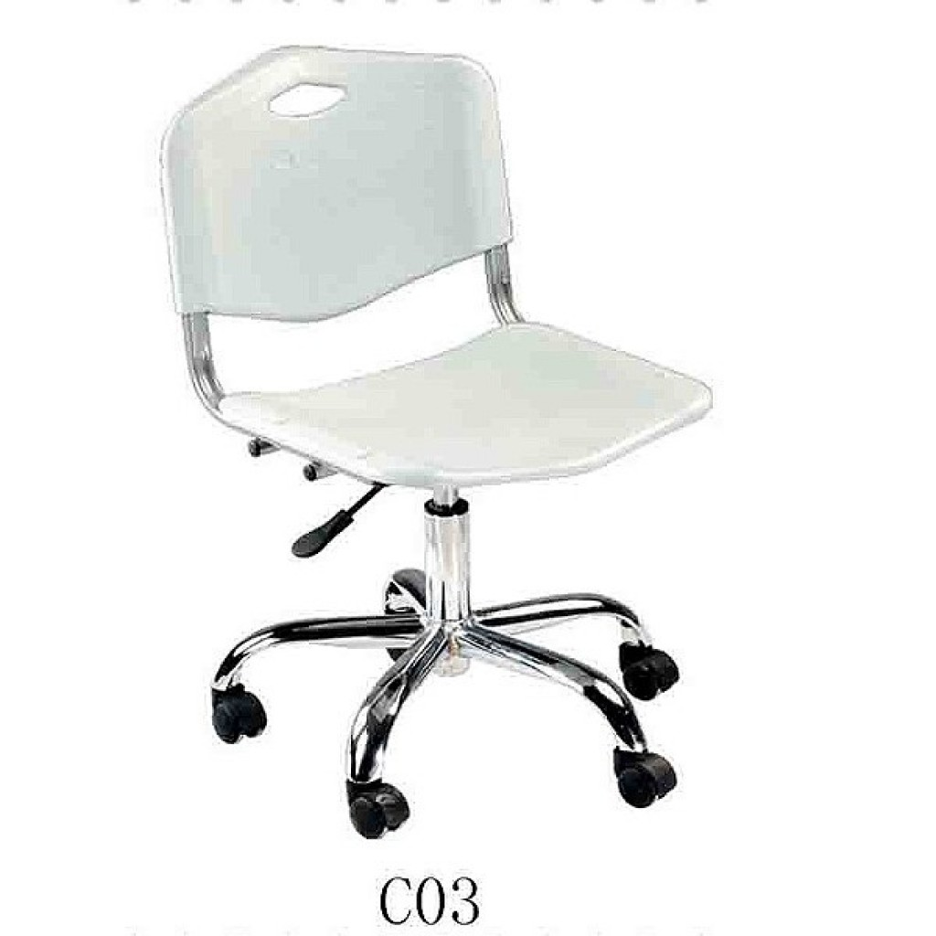 34768-C-03 School Chair with wheels