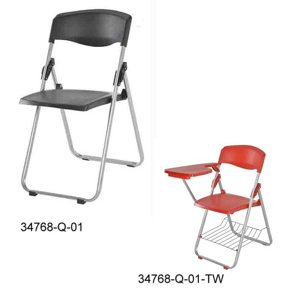 34768-Q-01  Folding School Chair
