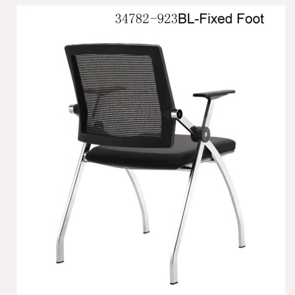 Office Chair-34782-923BL-Fixed Foot