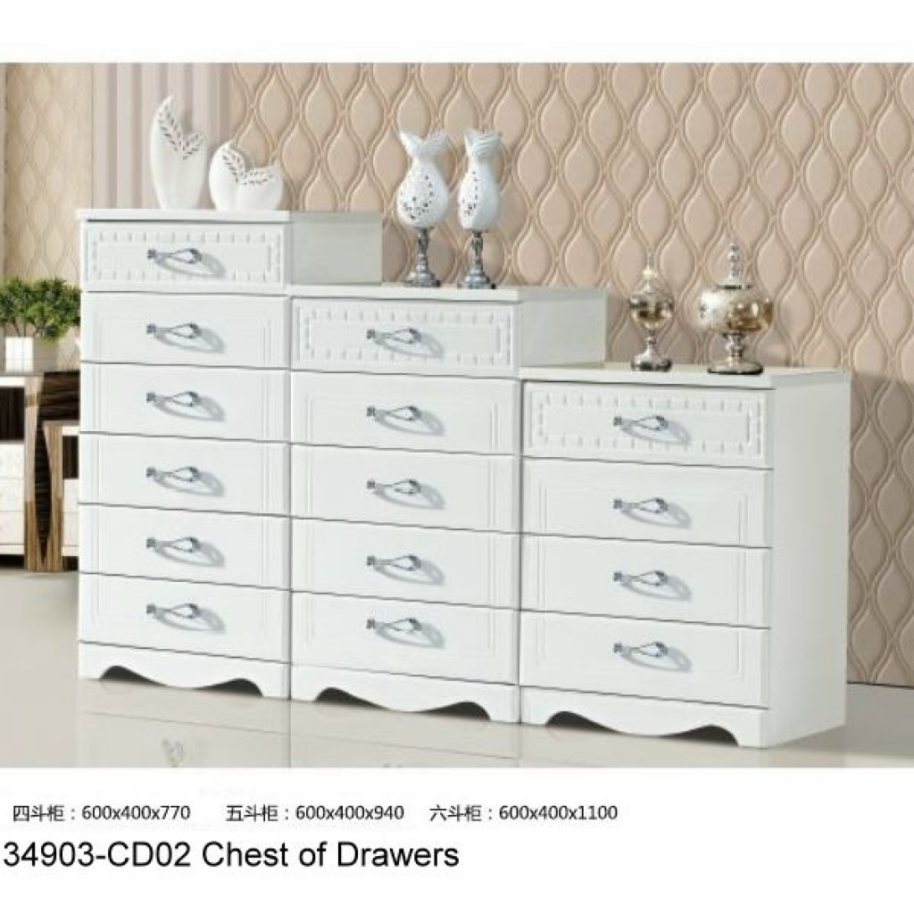 34903-CD02 Chest of Drawers