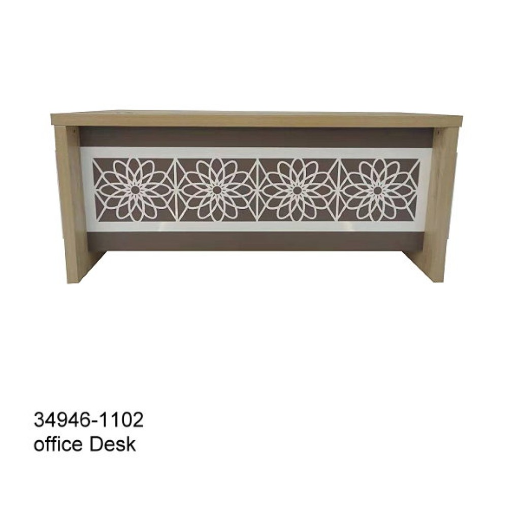 34946-1102 Acrylic Decoration of Wooden Desk