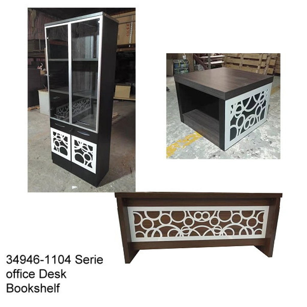 34946-1104 Acrylic Decoration of Wooden Desk