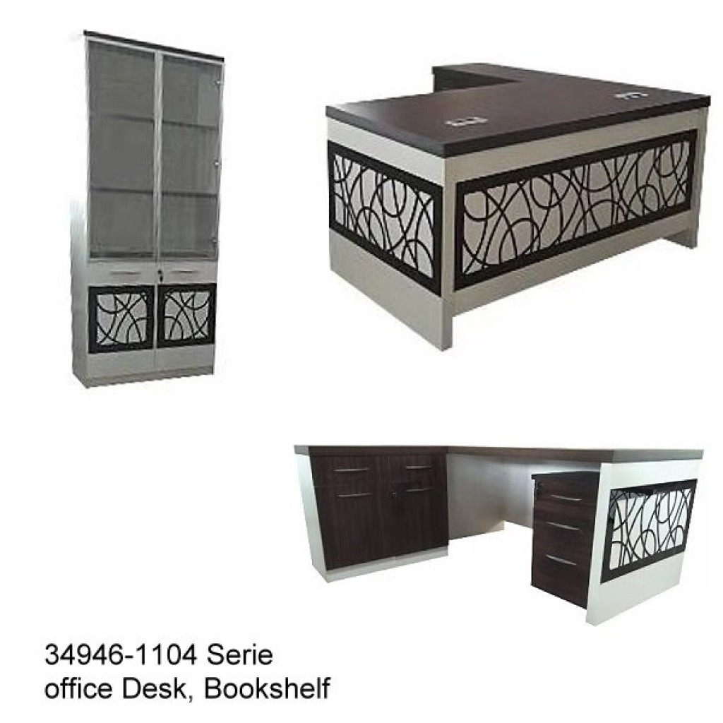 34946-1105 Acrylic Decoration of Wooden Desk