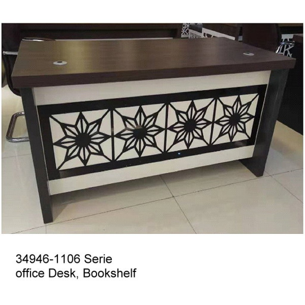 34946-1106 Acrylic Decoration of Wooden Desk