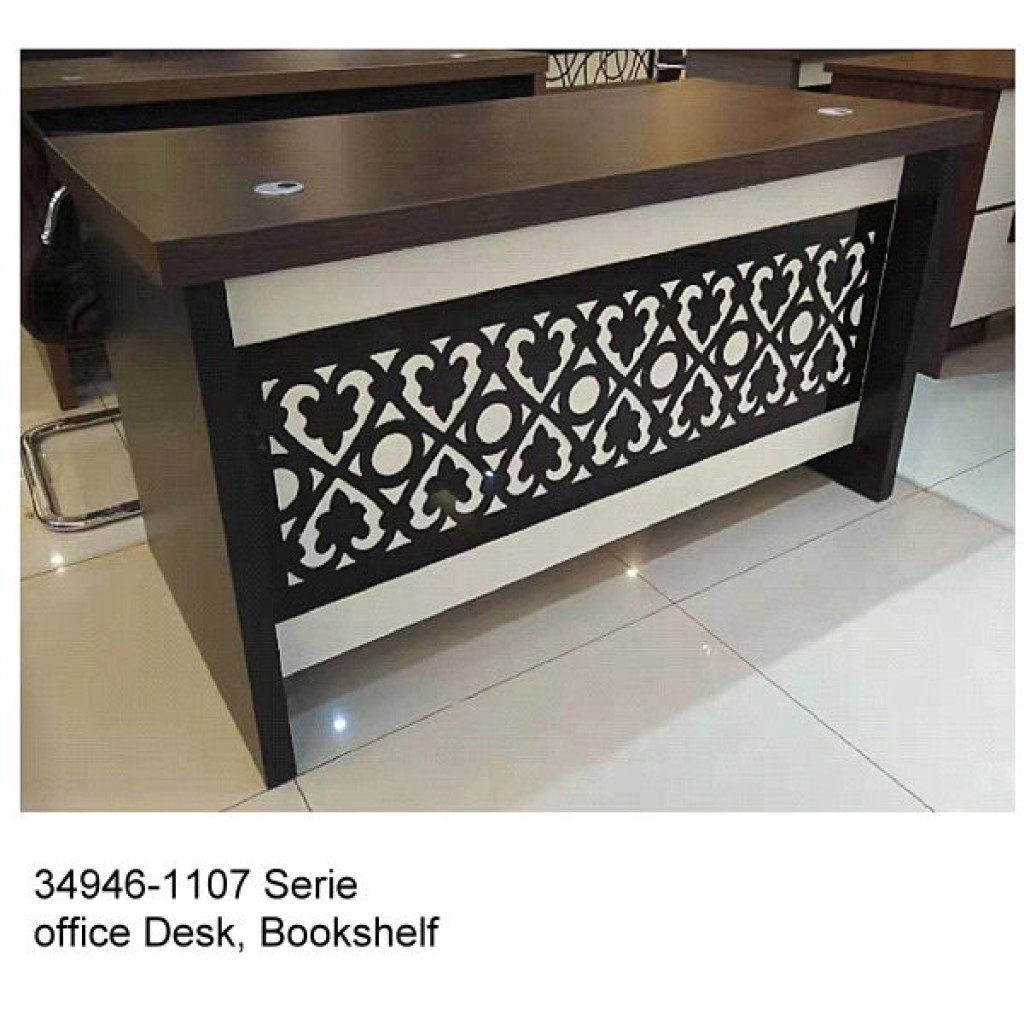 34946-1107 Acrylic Decoration of Wooden Desk