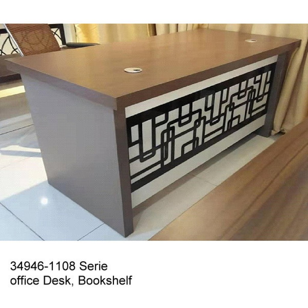 34946-1108 Acrylic Decoration of Wooden Desk
