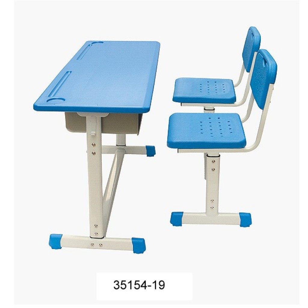 35154-19 student desk and chair