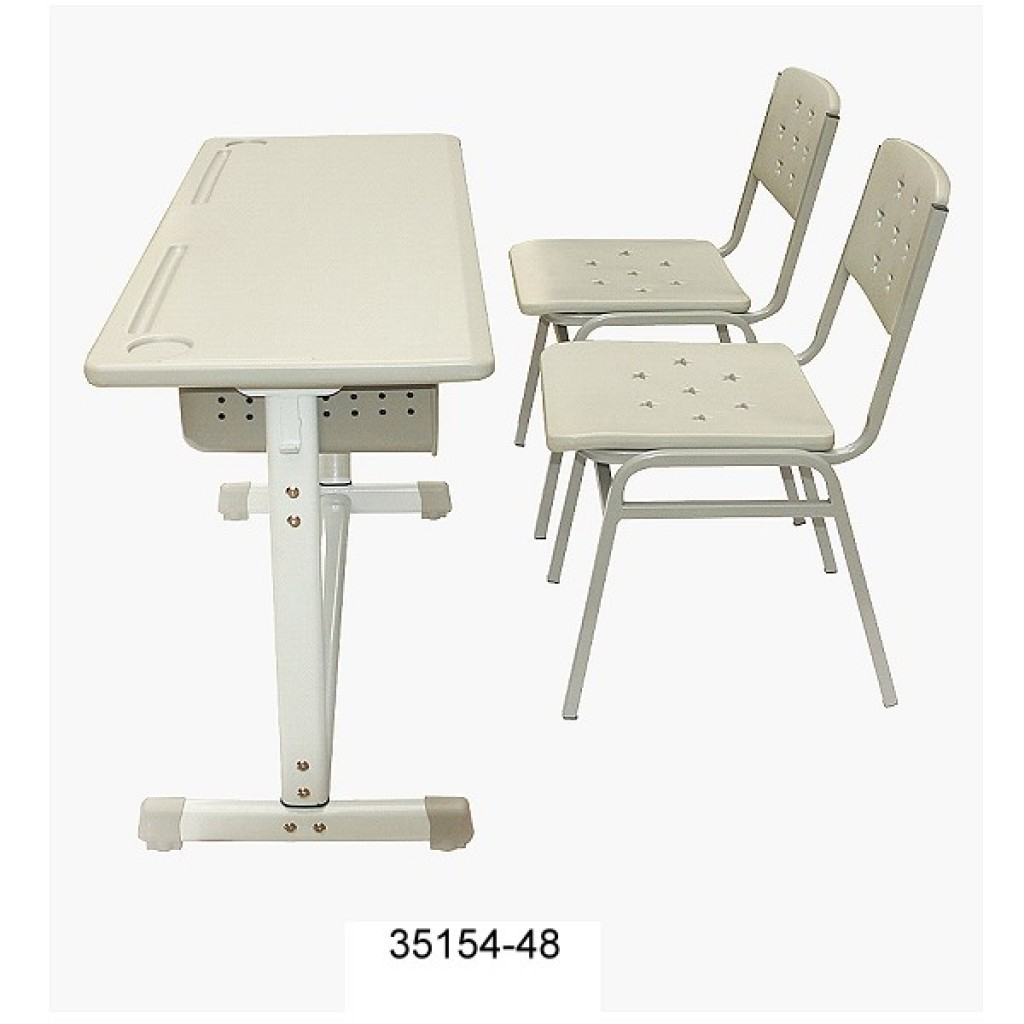35154-48 student desk and chair