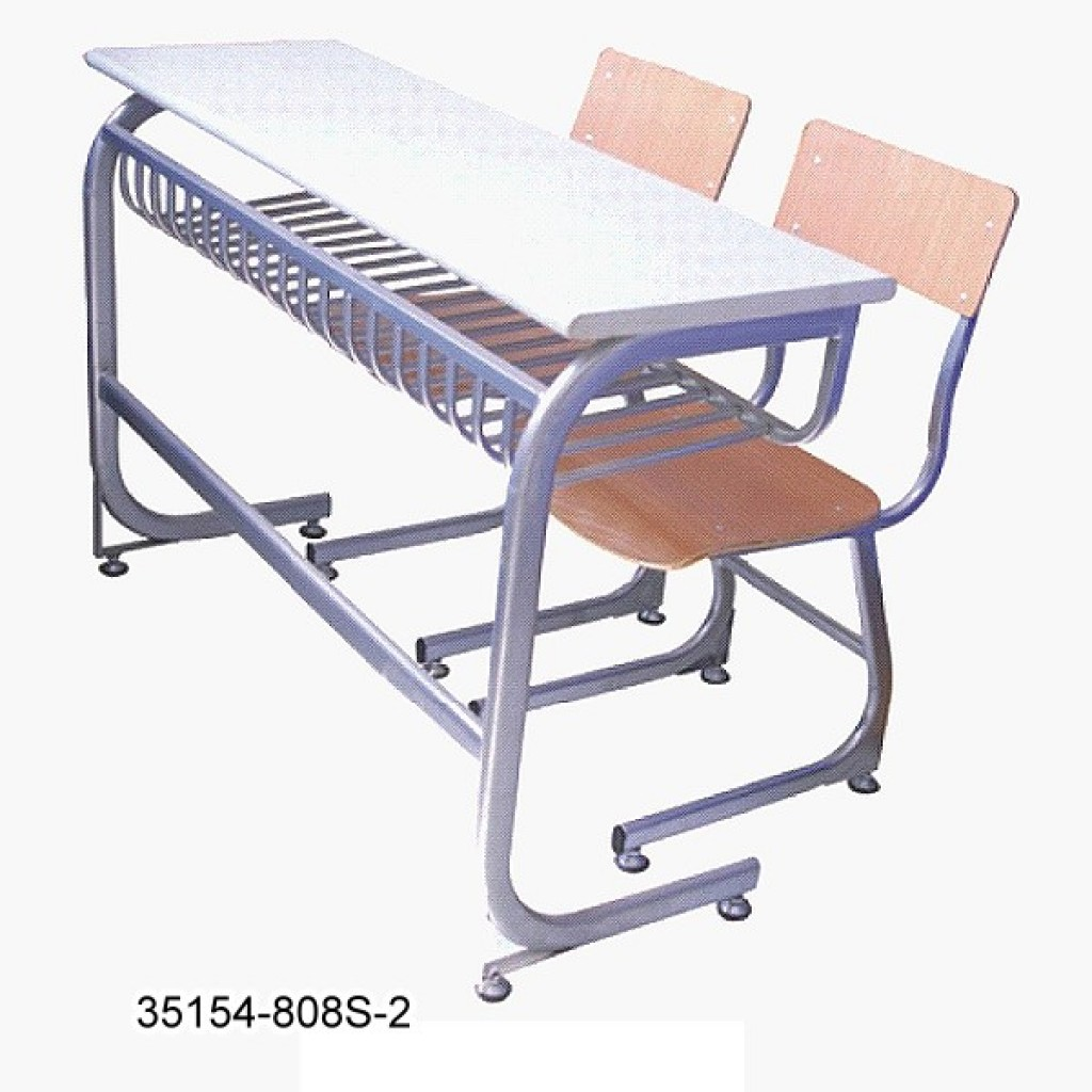 35154-808S-2 student desk and chair