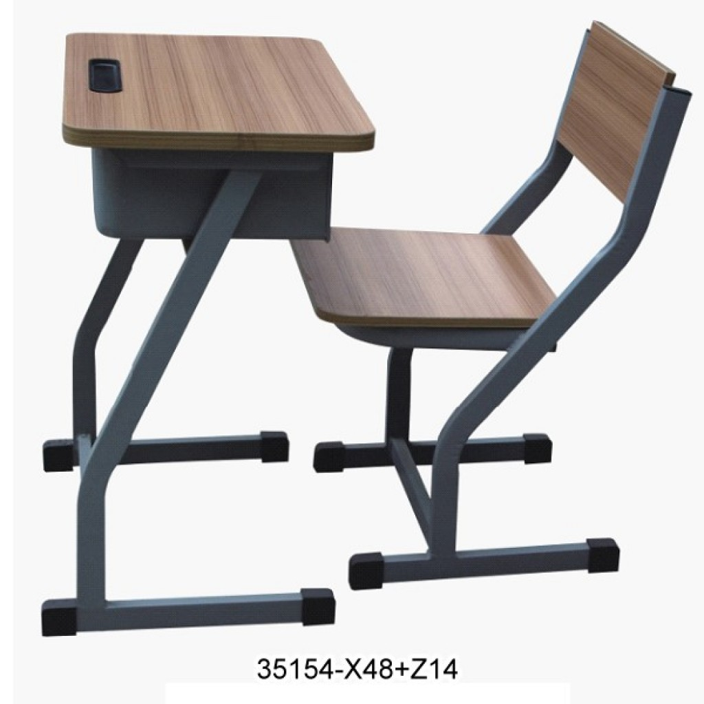 35154-X48+Z14 student desk and chair
