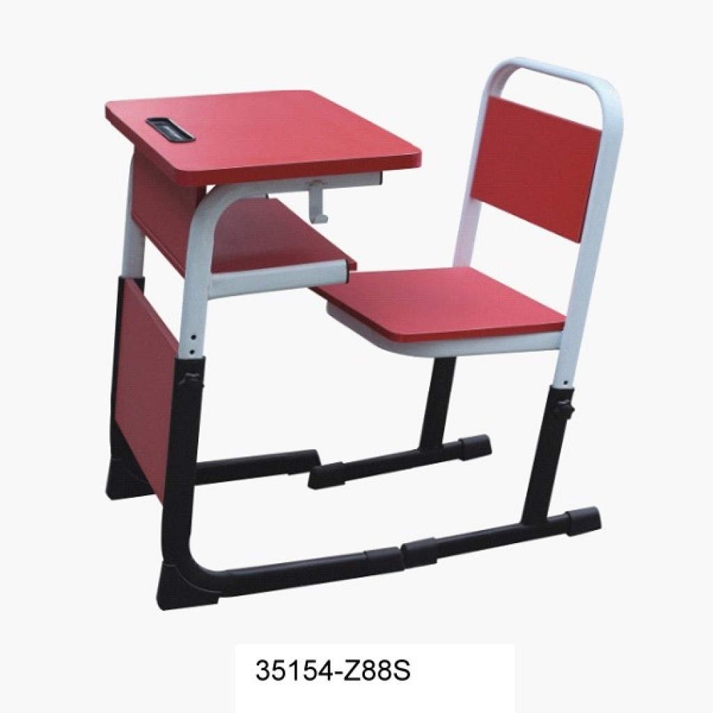 35154-Z88S student desk and chair