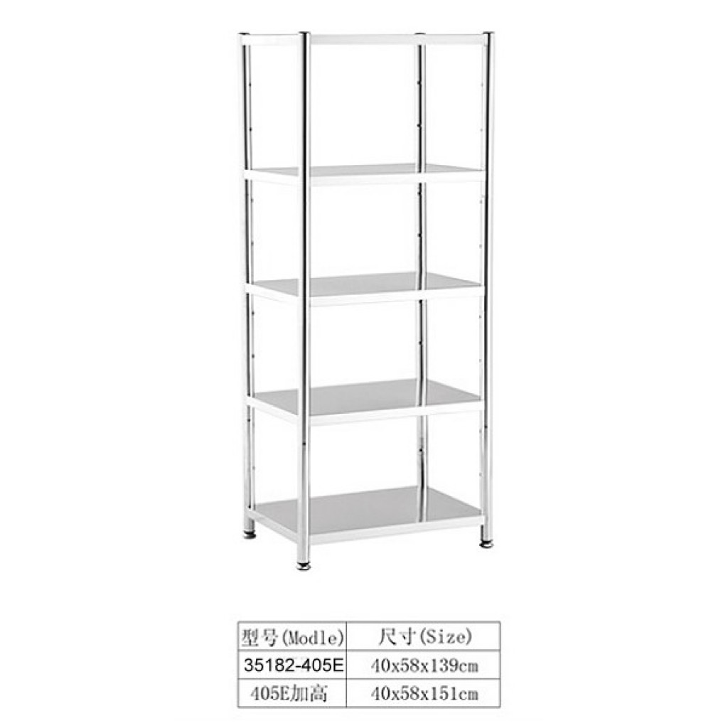 35182-405E Stainless steel Shelf