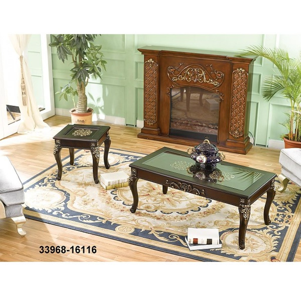 33968-16116 Wooden Coffee Table