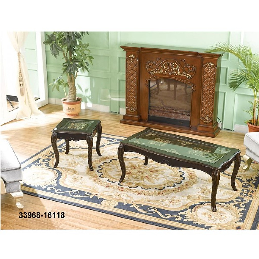 33968-16118 Wooden Coffee Table