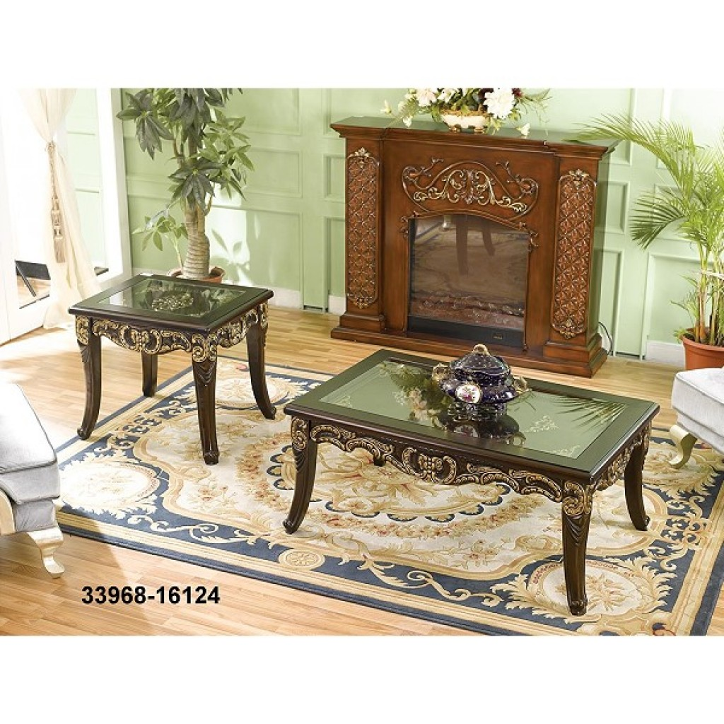 33968-16124 Wooden Coffee Table