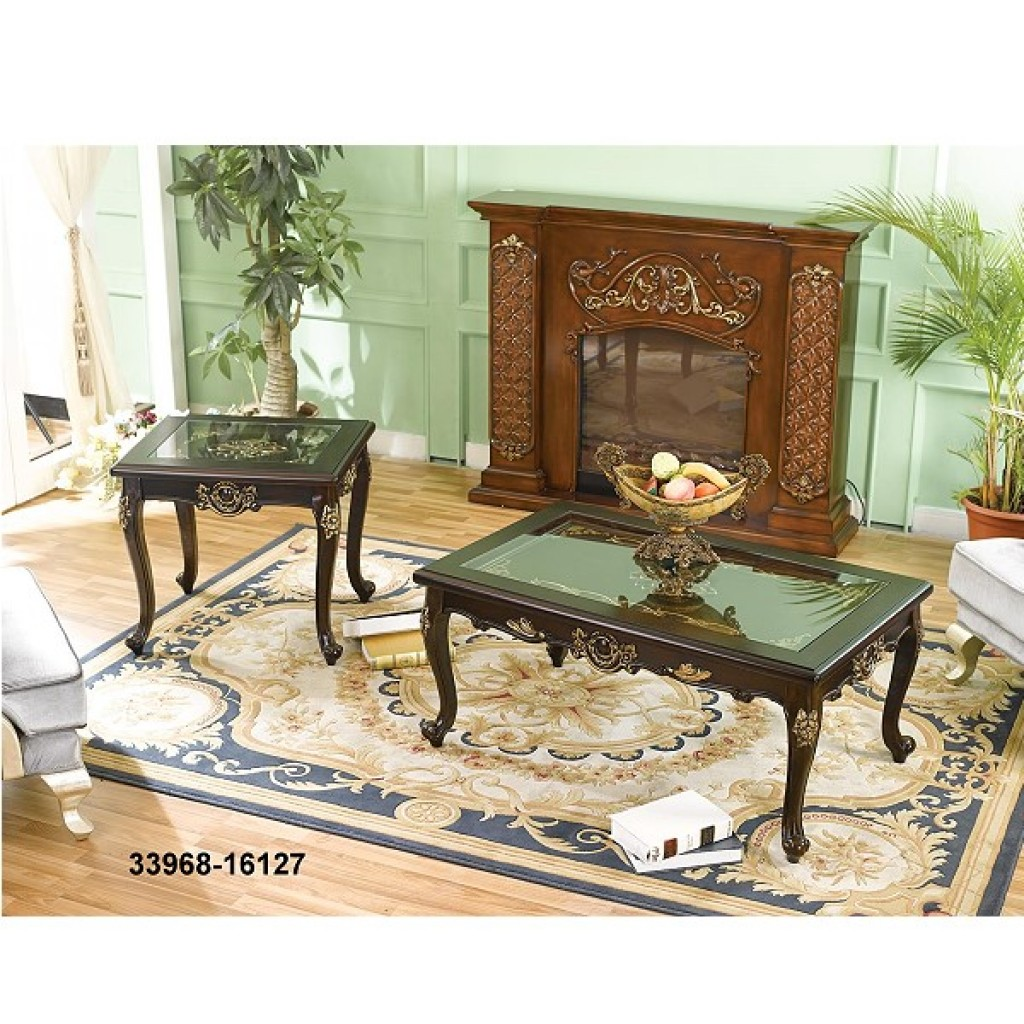 33968-16127 Wooden Coffee Table