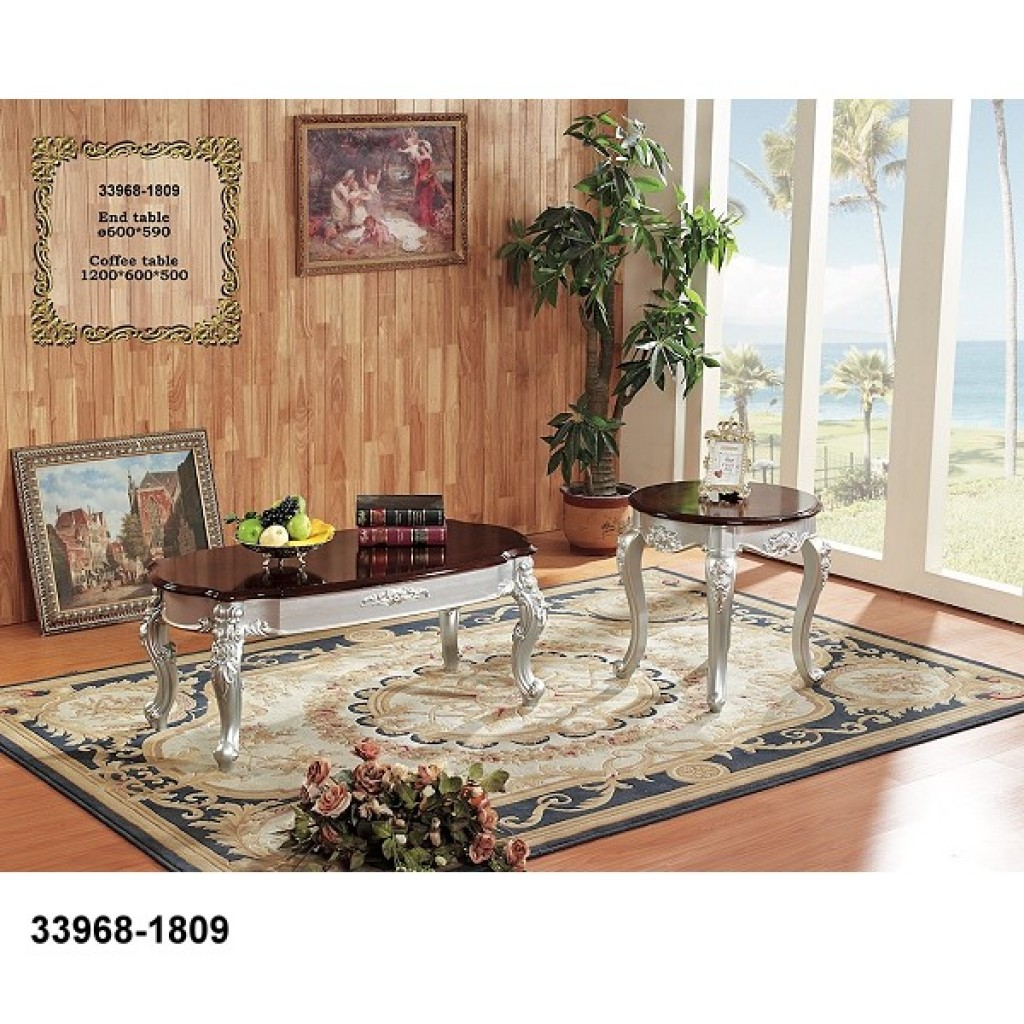 33968-1809 Wooden Coffee Table