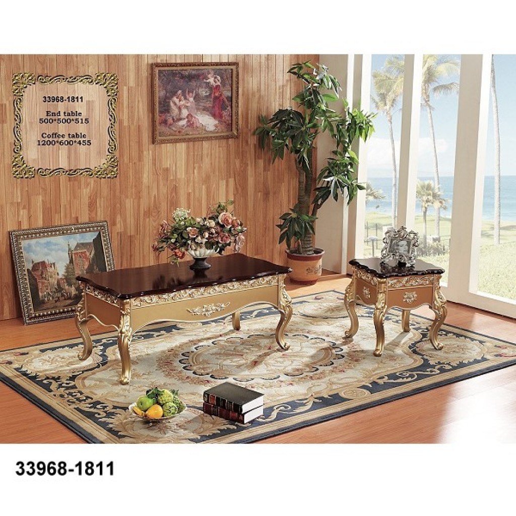 33968-1811 Wooden Coffee Table
