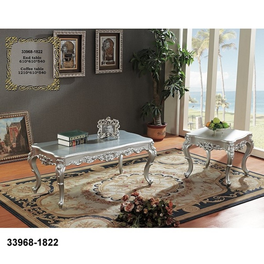 33968-1822 Wooden Coffee Table