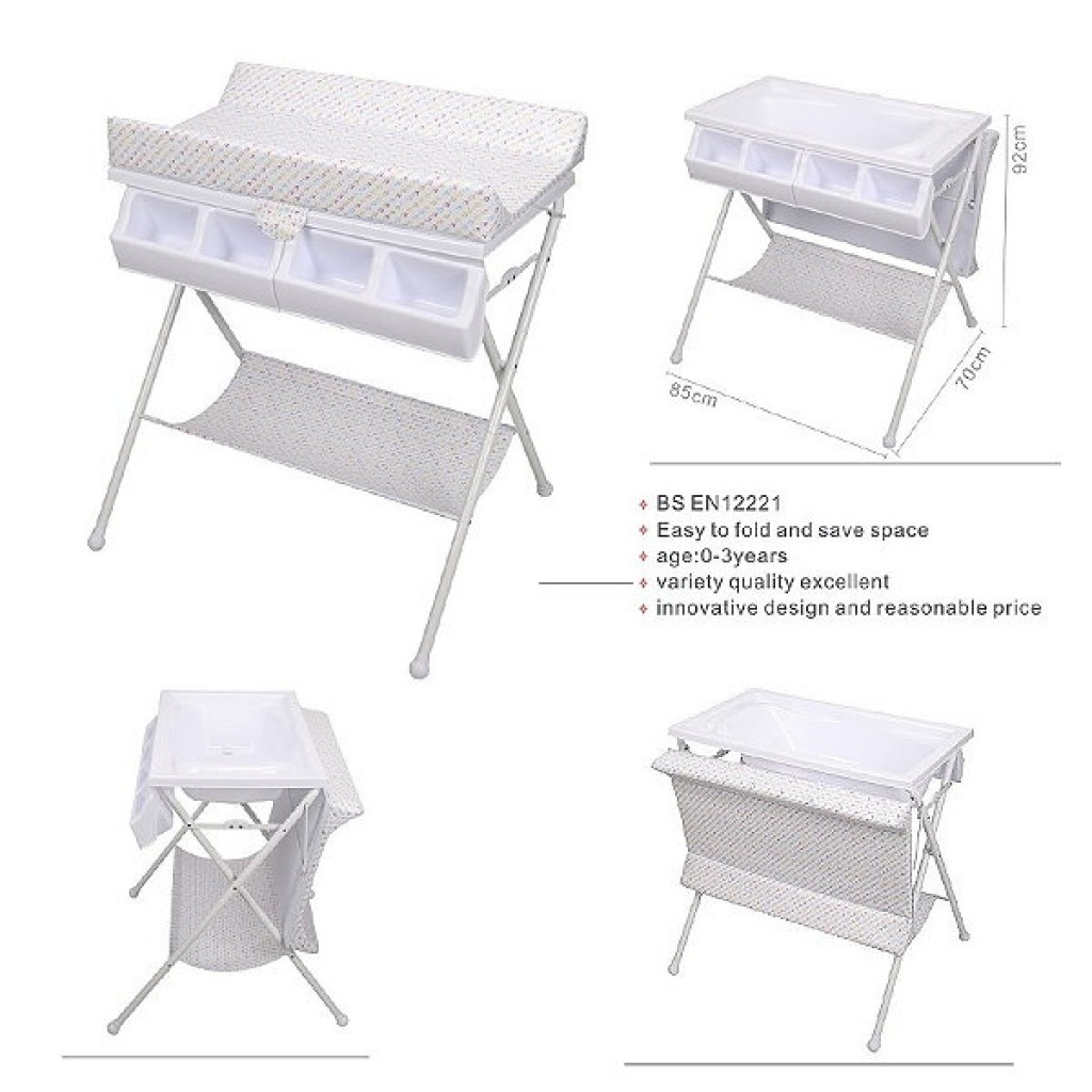 90730-020-19 Baby Changing Table