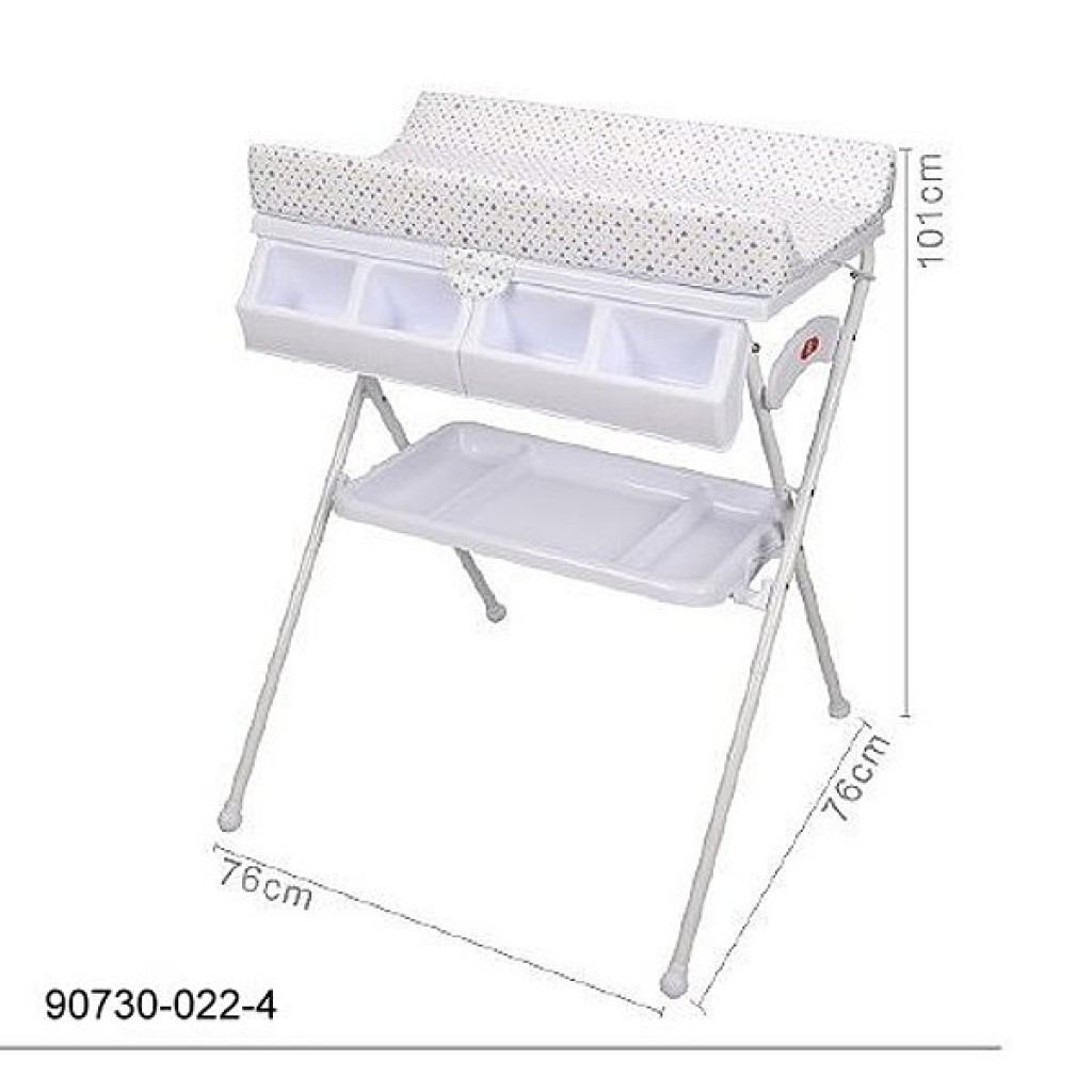 90730-022-4 Baby Changing Table