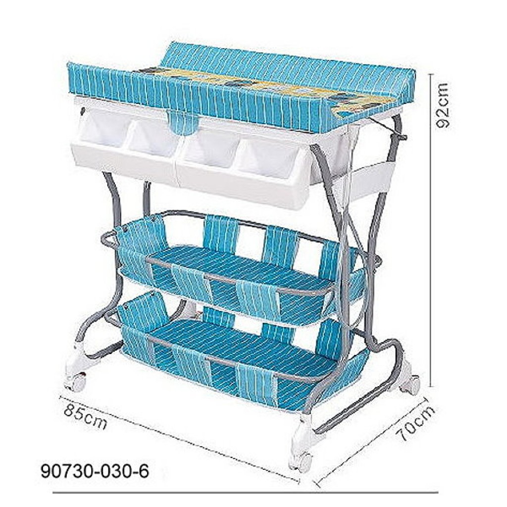 90730-030-6 Baby Changing Table