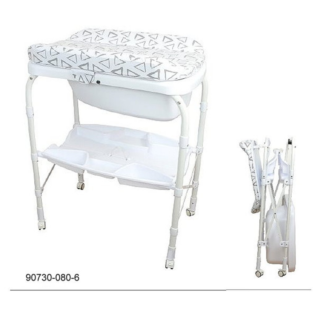 90730-080-6 Baby Changing Table