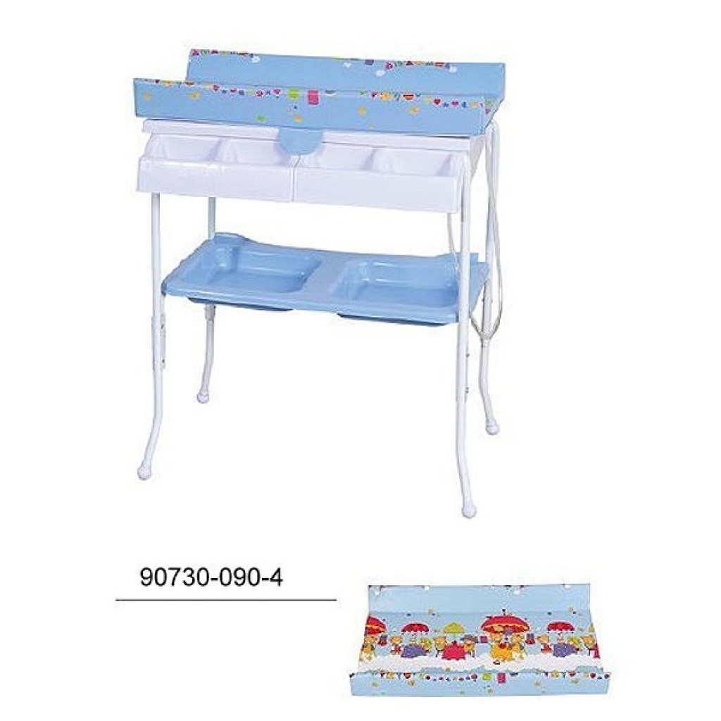 90730-090-4  Baby Changing Table