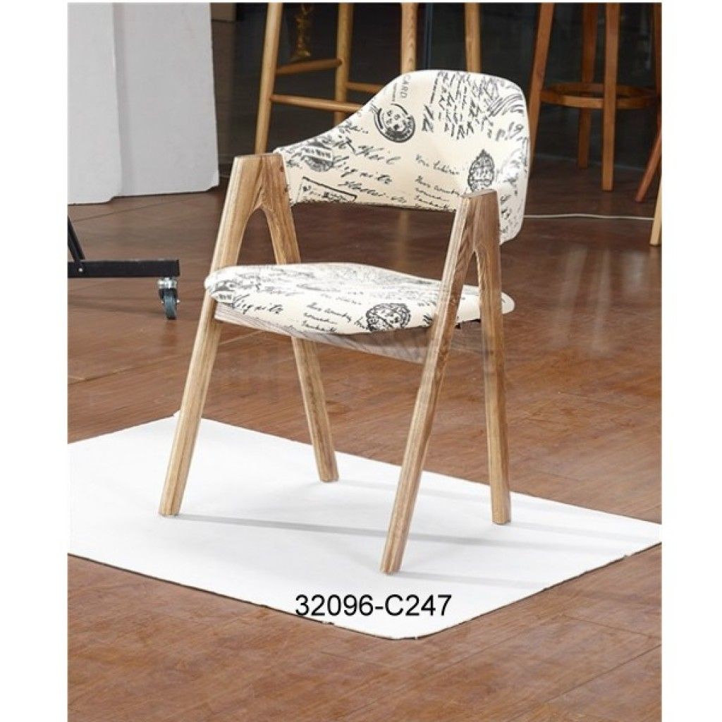 32096-C247 Dining Wooden chair