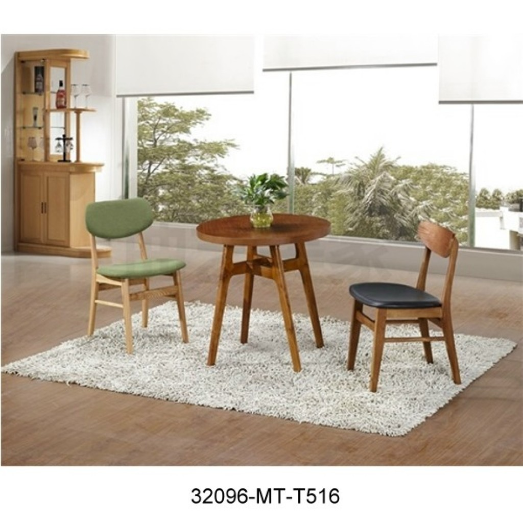32096-T516 Wooden Dining Set