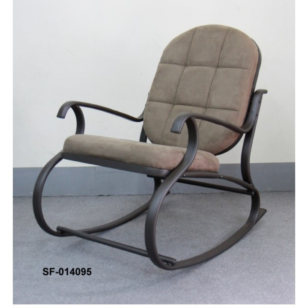 SF-014095 Metal Rocking Chair