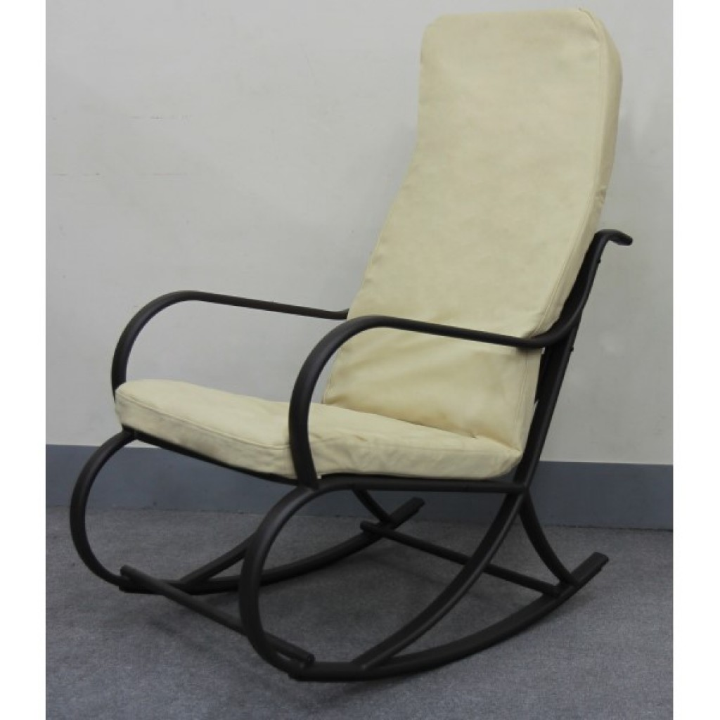 SF-015043 Metal Bigger Rocking Chair
