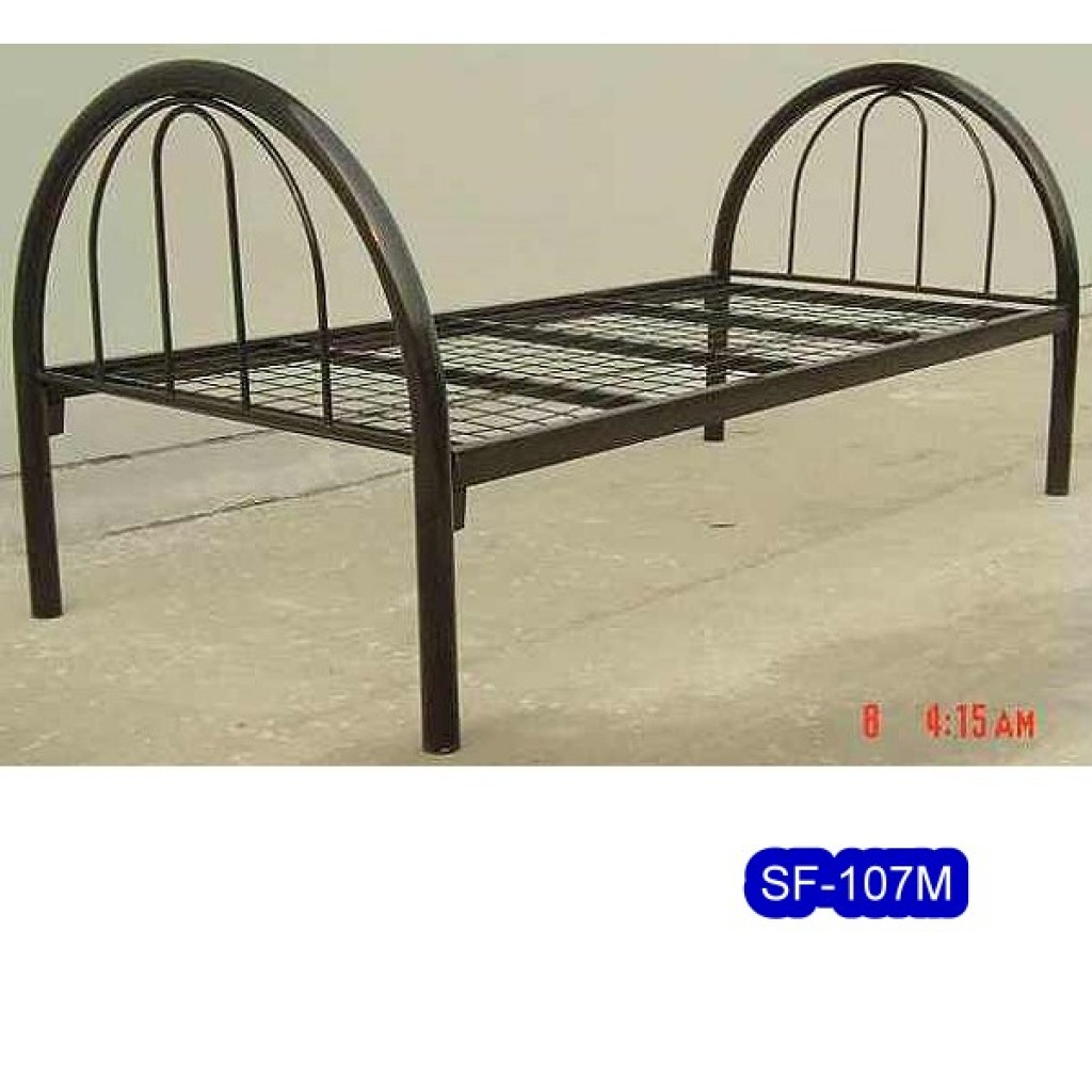 SF-107M Metal Single Bed